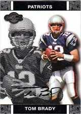 Topps New England Patriots Original Single Football Cards