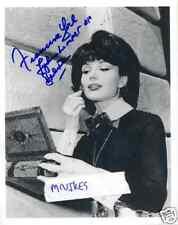 Francine York Lydia Limpet Batman Autographed Signed 8x10 Photo COA #2