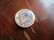 Kennedy, for President pin, old, stick pin, Honorable Ivan Nestingen, Madison