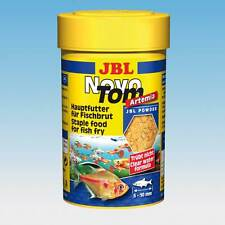 JBL novotom Artemia - 100ml-für L ALIMENTATION D'élevage Guppys Platys Mollys