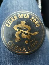 official Czech Republic gufex Czech Puck Czech Open 2000