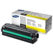 Cartouches de toner jaune pour imprimante Samsung d'origine