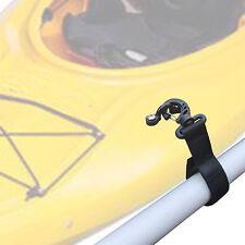 No Drilling Portable Kayak paddle clip Paddle holder Paddle keeper ,set of 4