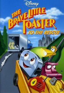The Brave Little Toaster to the Rescue [New DVD]