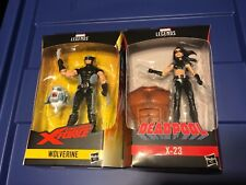 Marvel Legends Wolverine & X-23 Figures