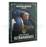 Warhammer 40K Ultramarines Codex Supplement NEW 2019 Pre Order - Space Marines