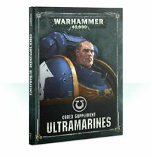 Games Workstop Warhammer 40K Space Marines Ultramarines Codex