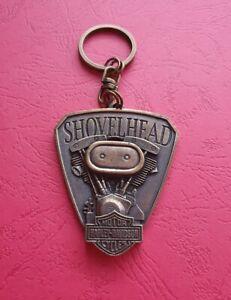 """Harley-Davidson - """"Shovelhead"""" - Schlüsselanhänger"""