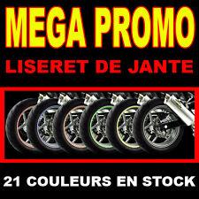 LISERET JANTE STICKER AUTOCOLLANT MOTO TOUTES MARQUES - DISPO EN 6 / 8 / 10 mm