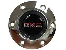 Volante S6 Chrome Horn Button GMC Emblem