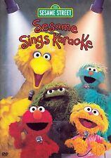 NEW DVD // Sesame Street: Sesame Sings Karaoke - 41min -GUEST = DESTINYS CHILD