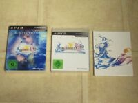 Final Fantasy X/X-2 HD Remaster Limited Edition für Playstation 3 PS3 PS 3 *OVP*