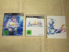 Final Fantasy x/x-2 HD Remaster Limited Edition para PlayStation 3 ps3 PS 3 * embalaje original *