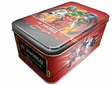 Lego® Ninjago™ Serie 5 Trading Card Game XXL Mega Tin Dose Rot inkl. LE 12
