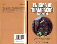 Enigma at Tumacacori Arizona - Aztec gold/silver storage mine easily decoded