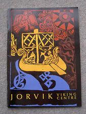Jorvik Viking Centre Souvenir Guide, 1992, York - intro by Magnus Magnusson