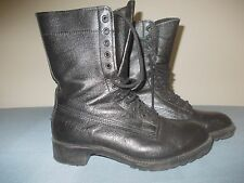 Boot GP Black Size 7 E -Australian issue-post Vietnam War-surplus/obsolete
