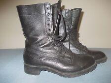 Boot GP Black* Size 7 E -Australian issue-post Vietnam War-surplus/obsolete