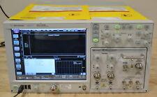 Keysight 86108b Precision Waveform Analyzer 50ghz Loaded Withoptions Calibrated