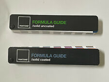 Pantone Formula Guide Solid Coateduncoated Books