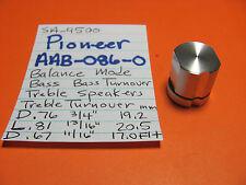 PIONEER AAB-086-0 BALANCE MODE BASS TREBLE  SPEAKERS SA-9500 KNOB