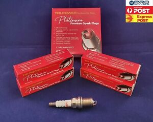 4x PLATINUM SPARK PLUGS for GREAT WALL V240 X240 2.4L 4cyl TPP004