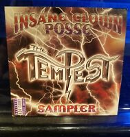 Insane Clown Posse - The Tempest Sampler CD twiztid psychopathic records rydas