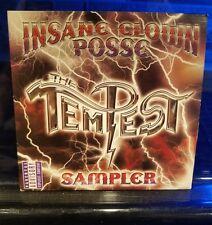 Insane Clown Posse - The Tempest Sampler CD twiztid psychopathic records rydas
