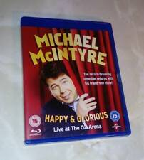 Michael Mcintyre - Happy & Glorious Live at The O2 Arena (Blu-ray)