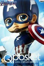 Q posket Marvel Normal Color Captain America / Avengers / Qposket / Authentic!