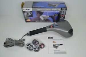 Homedics PA-2H Therapist Select Deluxe Programmable Percussion Massager w/ Heat