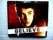 NEW  ; JUSTIN BIEBER - BELIEVE CD. SPECIAL EDITION. WILL MAKE A EXCEPTIONAL GIFT