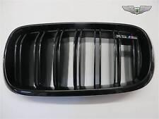 BMW x5 M f85 NUOVO ORIGINALE ANTERIORE SINISTRA M Performance Gloss GRILLE 51712354497