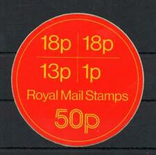 ROYAL MAIL PUBLICITY STICKER FOR 50p BOOKLETS