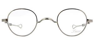 glasses Lunor  l 15 - T38 -  Pantoscopique vintage platine lunettes