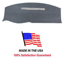 Chevy Malibu 1997-2003 Gray Dash Cover Dash Board Mat Pad -Custom Fit-CH36-0