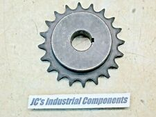 """Sprocket    60 pitch   20 tooth   1-3/16"""" bore    Martin   60BS20HT 1 3/16"""