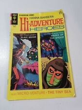 Adventure Heroes Comic Book Three Musketeer Arabian Knight Gold Key Sword Spider