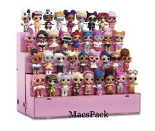 Lol Surprise Dolls Pop Up Store Gift Play Set 3 in 1 Carrying Case 4 birthday