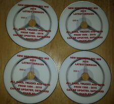 04.2019  Mercedes/SMART WIS ASRA & EPC Dealer Service Repair Workshop 4 x DVDs