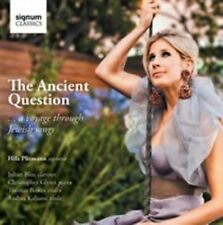 THE ANCIENT QUESTION... A VOYAGE THROUGH JEWISH SONGS NEW CD