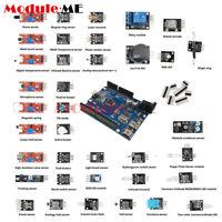 37 in 1 Sensor Modul Kit + Mini USB UNO R3 ATmega328P CH340 for Arduino