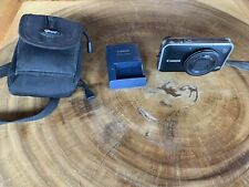 Canon PowerShot SX210 IS 14.1MP Digital Camera with Charger and Lowepro Case