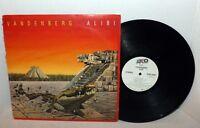 VANDENBERG ALIBI VINYL LP, ATCO RECORDS 90295, SP, NM