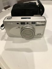 MINOLTA Riva Zoom 125  Compact 35mm Point and Shoot Camera  - camera case