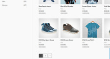 Site Web Pour Vendre, acheter en ligne, E-Commerce, libre d'hébergement et du do...