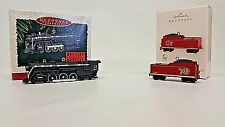 NEW Lionel set (2 pieces) 700E Hudson Steam Loco and Holiday Tender BOXED