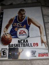 NCAA Basketball 09 (Sony PlayStation 3, 2008)