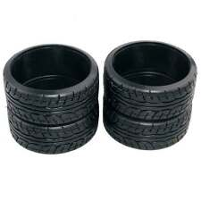 RC 1:10 On-Road Drifting Car Racing Speed Drift Tires 26mm Hard Tyre 9014 Part