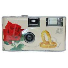 10 Einwegkameras Hochzeit 27 Fotos 400 ISO Blitz - Hochzeitskamera